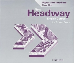 Soars, John a Liz - New Headway Upper-Intermediate Class 3xCD