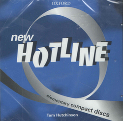 Hutchinson, Tom - New hotline elementary class audio CDs 2