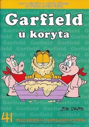 Davis, Jim - Garfield U koryta