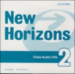 Radley, Paul; Simons, Daniela - New Horizons 2 Class Audio CDs