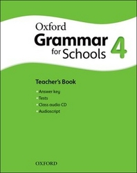 Moore, Martin - Oxford Grammar for Schools 4 Teacher´s Book with Audio CD