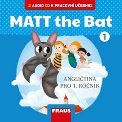 MATT the Bat 1 CD k učebnici