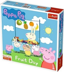 Prasátko Peppa Fruit Day