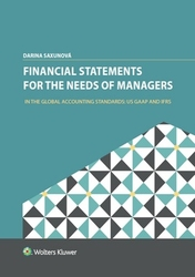Saxunová, Darina - Financial Statements for the Needs Of Managers