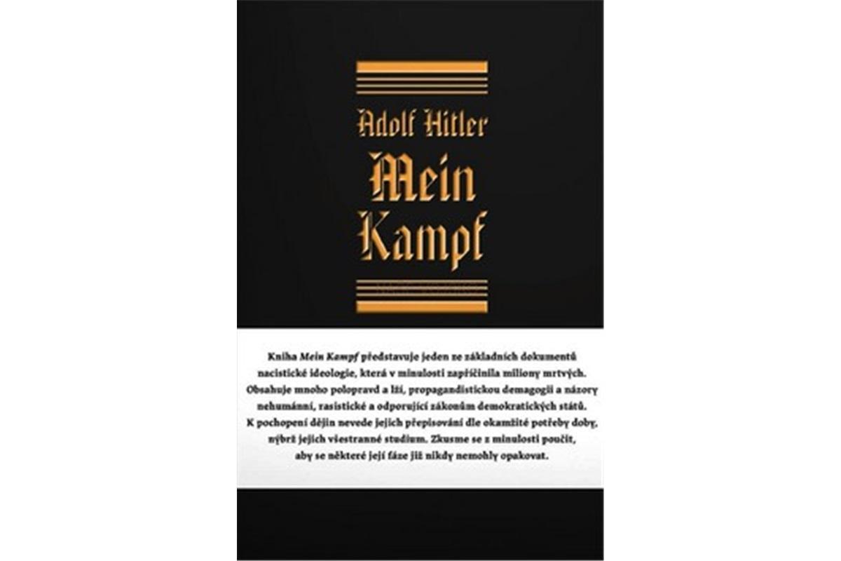 mein kampf audiokniha cz